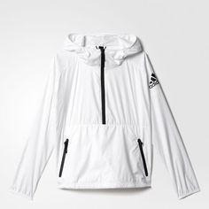 73944642cbf8f8 adidas - adidas Z.N.E. Windbreaker Jacken Frauen, Weiße Windjacke,  Sport-outfit, Süße