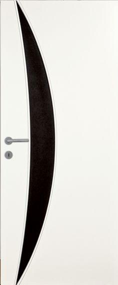 Porte intérieure contemporaine Westaline type 2504 Portes
