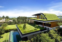 The Meera Sky Garden House in Singapore