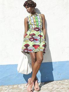 Little Black Dress | Summer 2013  Ayo Dress