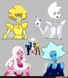 Picture memes by Jenjiggles: 2 comments - iFunny :) Steven Universe Quotes, Steven Universe Wallpaper, Steven Universe Comic, Universe Art, Blue Diamond Steven Universe, Perla Steven Universe, Lapidot, Steven Universe Crossover, Pawer Rangers