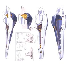 GundamGallery - Unsorted Tech Diagrams 67