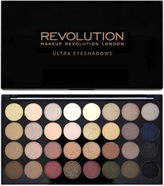 MakeUp Revolution Ultra Eyeshadow Flawless