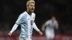 Lionel Messi: Forward deserves Argentina success - Bauza
