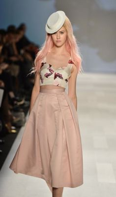 Pink Tartan at @Melly Online!