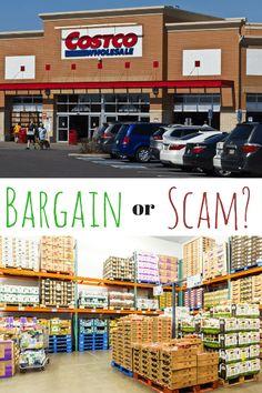 Costco membership fee - bargain or scam?