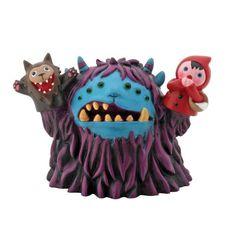 "Underbedz™ ""Gaohh Entertains"" Vinyl Toy by Summit Collection #InkedShop #toy #vinyl #decor #figure #collectable:"