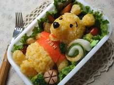 . . .JaPaNeSe FoOd. . .Or HoW tO mAkE lItTlE oNeS eAt w/ aPpEtItE ;). . .