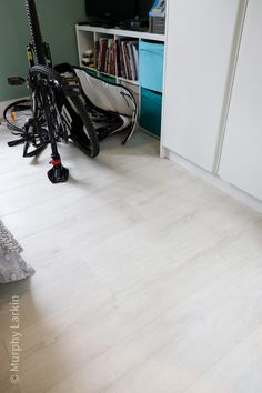 Pergo flooring are extremely durable, water-resistant and beautiful. This pergo long and wide plank shown here in light Fjord Oak. Available from our Showrooms in Tramore and Clonmel and online.