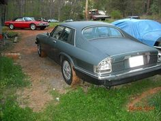This is a complete running 1986 Jaguar XJS coupe with 72000 miles. It is a completely rust free southern car. It is blue with a blue interior. It has an excellent V-12 motor and excellent transmission. Any part you need for all body types of the 83-91 Jaguar XJS coupe, convertible (including Hess), and even the XJSC. Jaguar Sport, Jaguar Xj, Used Car Parts, Rust Free, Body Types, Convertible, Classic Cars, Southern, Running