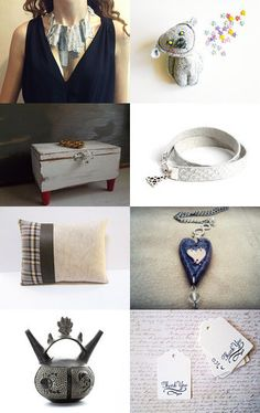 Silver Touch by Tranquillina on Etsy--Pinned with TreasuryPin.com