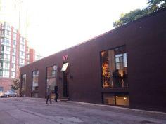 Building facade Building Facade, Toronto, Contemporary, Gallery, Facades
