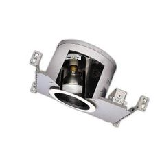Sloped ceiling recessed lighting lights for vaulted ceilings aluminum recessed lighting housing for new construction sloped ceiling insulation contact air tite aloadofball Choice Image