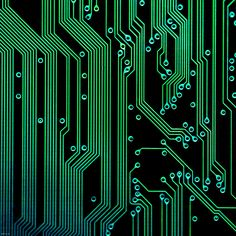 Art & Line PCBA Electronic Circuit Board Design Wallpaper in Blue Background Web Design, Logo Design, Graphic Design, Design Art, Circuit Board Design, Stoff Design, Electronic Engineering, Electronic Circuit, Electronic Art