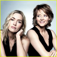 Acting goddesses Kate Winslet and Jodie Foster will co-star in the Roman Polanski-directed movie God Of Carnage.