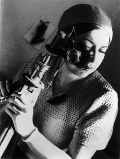 Alexander Rodchenko, Regina Lemberg, 1935