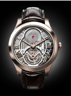 MANJAZ - Yin and Yang Tourbillon. Новинки 2013