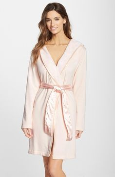 UGG Sofiee Hooded Robe Rose Mist $95 IN STORE OR FREE SHIPPING  (Compare other stores at $110.00)