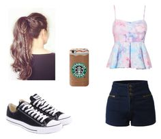 """""""Summer"""" by leahb109 ❤ liked on Polyvore"""