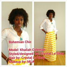 Crystal La'Shay Bohemian Chic, maxi dress Bohemian, Crystals, Chic, Model, Dresses, Elegant, Gowns