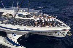 #panama En Panamá catamarán ecológico que circunvala el mundo (+Foto y ... - Prensa Latina #orbispanama