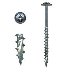 10 X 3 HighPoint Cabinet Installation Screws, Washer Head, Combo Drive,  Zinc, 100 Pc By Highpoint. $18.99. When Hanging Cabinets, You Need A  Fastener With ...