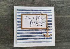 Hochzeitskarte maritim