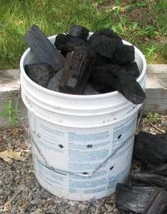 How to make coal for your forge