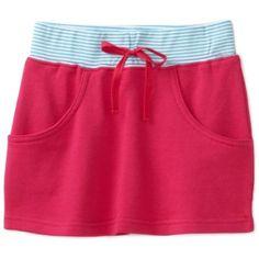 Zutano Girls 2-6X Toddler Terry Drawstring Skirt $26.00