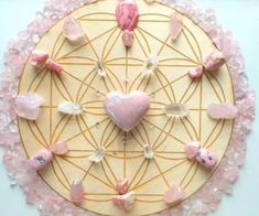 Image about pink in ღ Pagan - Magic - Wicca - spells ღ by ❥ Bambi Crystal Magic, Crystal Grid, Crystal Healing, Healing Stones, Witch Aesthetic, Pink Aesthetic, Crystals And Gemstones, Stones And Crystals, Wicca