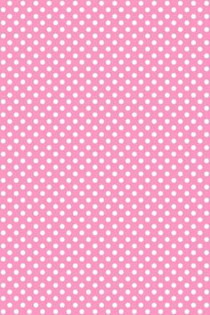 Wallpaper M Wallpaper, Pattern Wallpaper, Wallpaper Backgrounds, Moldes Para Baby Shower, Scrapbook Paper, Scrapbooking, Borders For Paper, Printable Paper, Pink Polka Dots