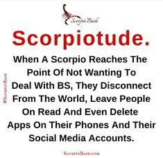 Ideas, Formulas and Shortcuts for Scorpio Horoscope – Horoscopes & Astrology Zodiac Star Signs Astrology Scorpio, Taurus And Scorpio, Scorpio Zodiac Facts, Scorpio Traits, Zodiac Signs Scorpio, Zodiac Star Signs, My Zodiac Sign, Scorpio Quotes, Zodiac Quotes