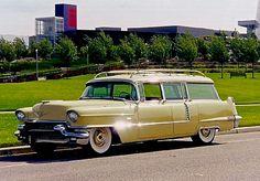 1956 Cadillac Eldorado Station Wagon.