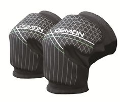 DEMON KNEE GUARD SOFT CAP PRO zwart online kopen | De Skihut