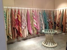 """The bi-annual trip to the """"Showtime"""" Fabric show in the heartland of America's furniture and textile industry is always the highlight for me as a furniture maker and designer. This year was especially upbeat with lots of captivating introductions..."""