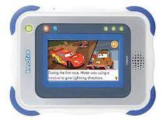 For spencer's 7th birthday ... New InnoTab2 Tablet for Children