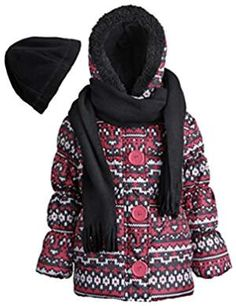 Pink Platinum Little Winter Quilted. *** For more information, visit image link. (This is an affiliate link) #DownCoats