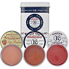 Follow the link, dolls, and see for yourself. They make your lips feel supple, look glossy, and never feel sticky. Perfect trifecta! And, if that weren't enough, you can use this balm on chapped skin or, if you are me and into full, beautiful brows, use it to keep your brows looking sleek and in place.