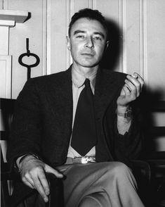 Julius Robert Oppenheimer along with Enrico Fermi, J. and Edward Teller = Nuclear Energy