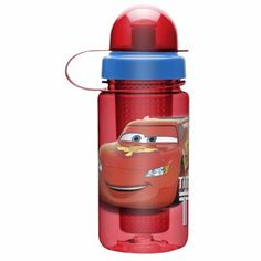 Disney Cars Tritan Plastic Fruit Infuser Water Bottle 155 Oz ** See this great product.(This is an Amazon affiliate link and I receive a commission for the sales)