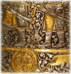 """""""À l'eau !"""" : Où l'on découvre une œuvre qui bassine les rois de France."""