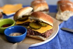 Almost White Castle Hamburgers Recipe - Food.com: Food.com