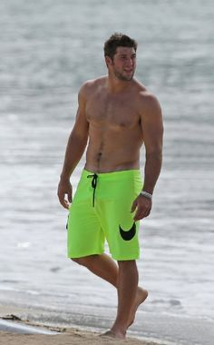My Heavenly Father, THANK YOU for the gift of Tim Tebow but I apologize for all the sinful thoughts and fantasies that I've had about him, really I am and I can't promise that there won't be more!