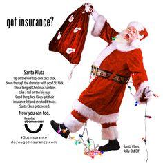 santa insurance - Google Search