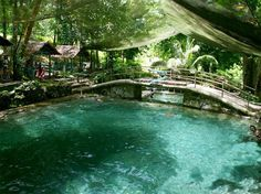 Ardent Hot Spring Resort Camiguin, Northern Mindanao Philippines- been here! Voyage Philippines, Philippines Travel, Romantic Vacations, Dream Vacations, Vacation Places, Places To Travel, Oh The Places You'll Go, Places To Visit, Mindanao