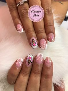 Nails, Lady, Beauty, Trendy Nail Art, Tape Nails, Unicorn Nails, Pretty Toe Nails, Finger Nails, Ongles