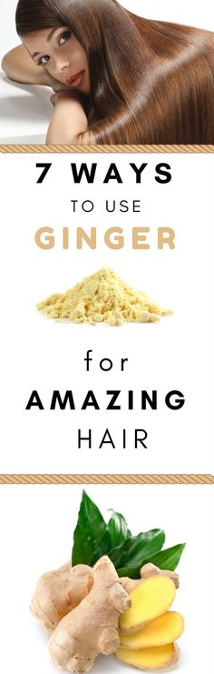 http://www.coconutcountryliving.com/ginger-can-help-grow-amazing-hair Tried ginger for beauty, or even your hair? Try these cool ginger powder uses for beauty today.
