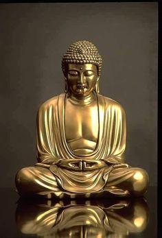 Buddha bless you Amitabha Buddha, Gautama Buddha, Buddha Buddhism, Buddha Art, All God Images, Buda Zen, Statues, Mind Over Body, Buddha Decor