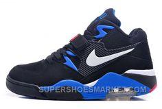 http://www.supershoesmarket.com/mens-nike-air-force-180-mid-charles-barkley-black-whitesport-royalred-discount.html MENS NIKE AIR FORCE 180 MID CHARLES BARKLEY BLACK/WHITE-SPORT ROYAL-RED DISCOUNT Only $90.51 , Free Shipping!