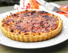 Pasta Brisa, Tarte Fine, Empanadas Recipe, Quiche Lorraine, Appetizer Recipes, Brunch, Food And Drink, Pie, Yummy Food